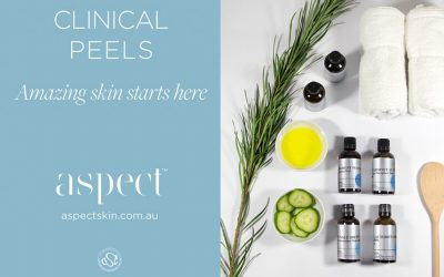 Purchase 3 Aspect Peels & Receive your 4th Free